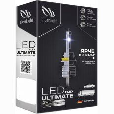 Лампа LED Clearlight Flex Ultimate HB3 5500 lm (2шт)