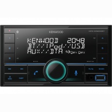 Автомагнитола Kenwood DPX-M3200BT 2 DIN