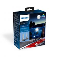 PHILIPS X-tremeUltinon LED H1 (+200%)